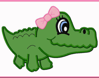 Baby crocodile clipart graphic free download Crocodile cute baby alligator clipart free images 3 - Clipartix graphic free download