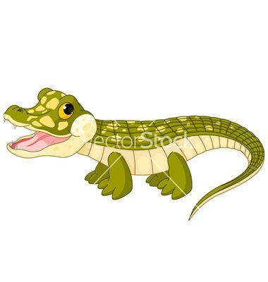 Baby crocodile clipart clip art freeuse Baby crocodile vector | Cute | Baby clip art, Vector free, Vector design clip art freeuse