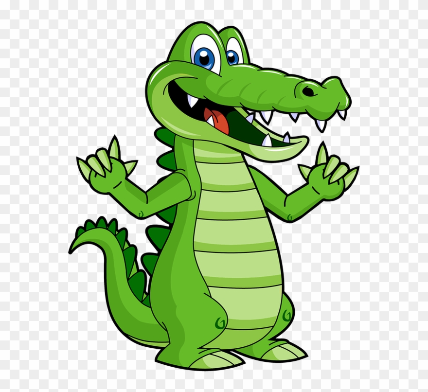 Baby crocodile swamp clipart png clip art free stock Cute Crocodile Clip Art - Png Download (#1674478) - PinClipart clip art free stock