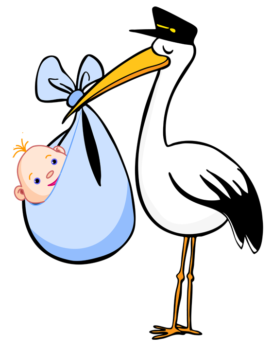 Free Clip Art for Birth Announcements | Pinterest | Blue blanket ... image transparent library
