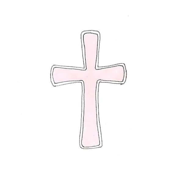 Baby cross clipart gray banner royalty free Free Baptism Cross Cliparts, Download Free Clip Art, Free Clip Art ... banner royalty free
