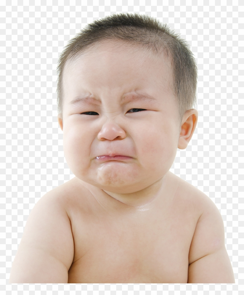 Baby crying circus clipart