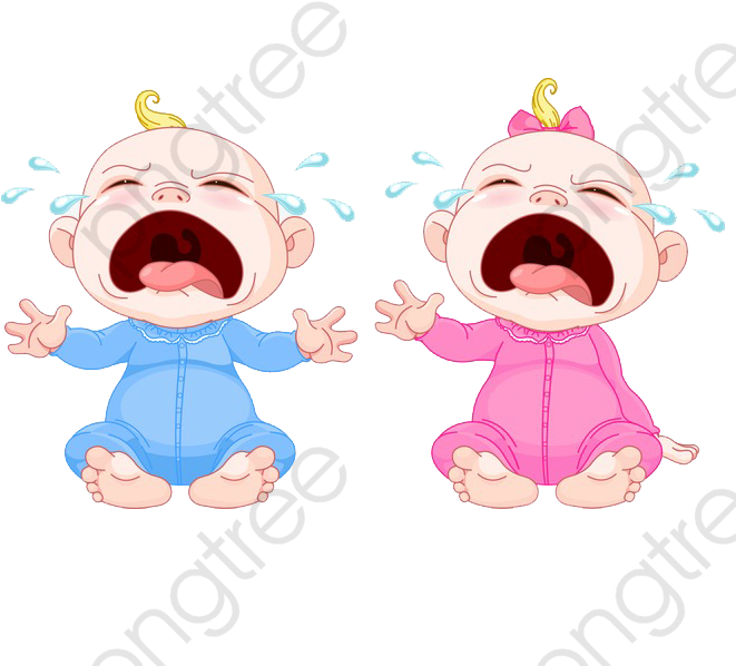Baby crying clipart banner library download Cartoon Boy And - Babies Crying Cartoon - Download Clipart on ... banner library download