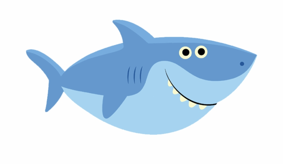 Baby daddy clipart images banner free Baby Shark Clipart Song - Baby Shark Daddy Shark Free PNG Images ... banner free