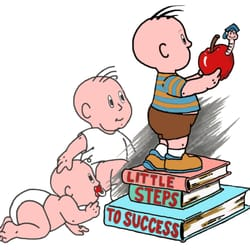 Baby day care clipart vector free library Little Steps to Success ChildCare Centers - Child Care & Day Care ... vector free library
