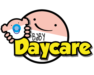 Baby day care clipart clipart free library Baby Daycare Designed by mdkcreativedesign | BrandCrowd clipart free library