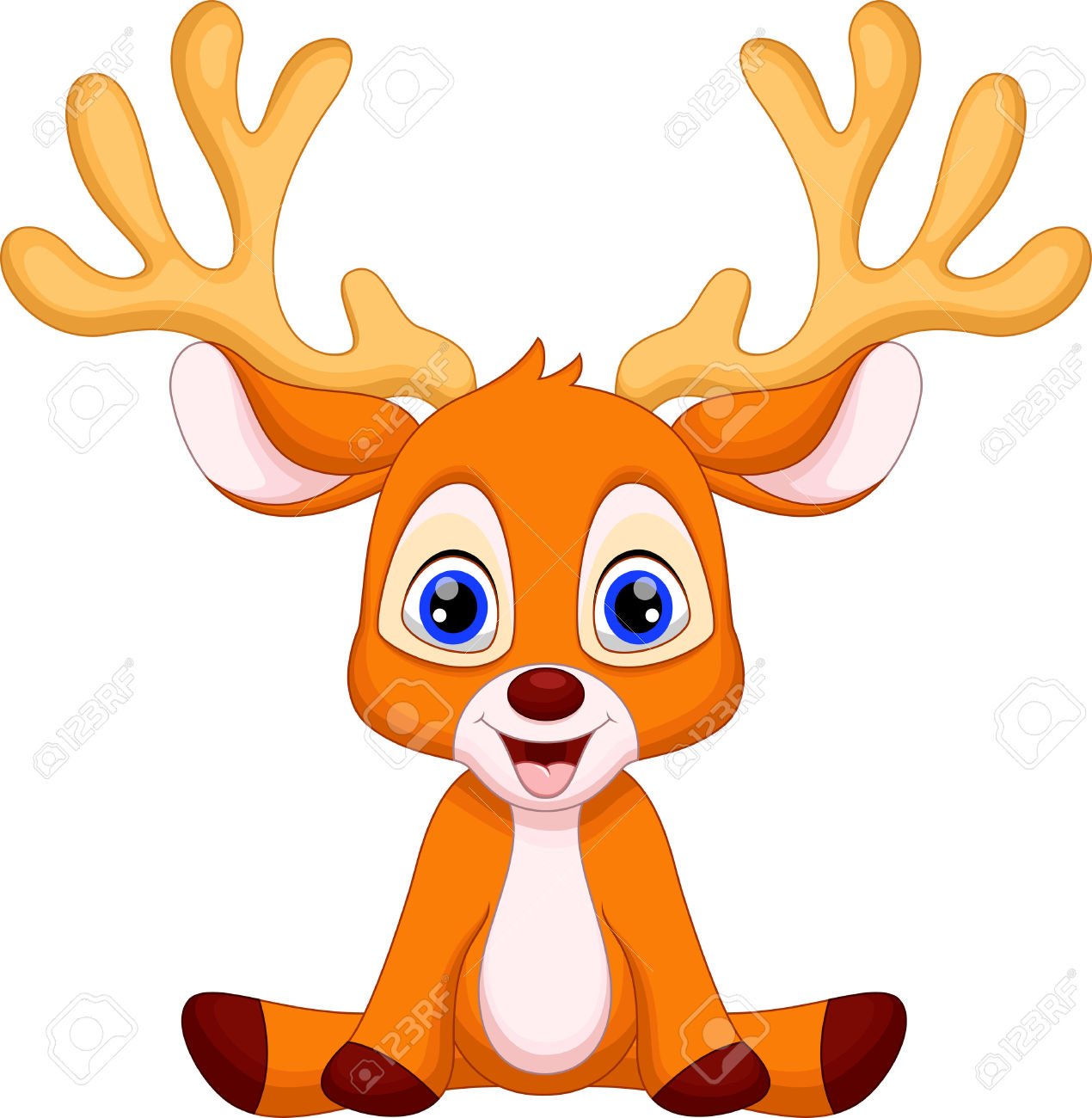 Baby Deer Clipart | Free download best Baby Deer Clipart on ... clip art free library