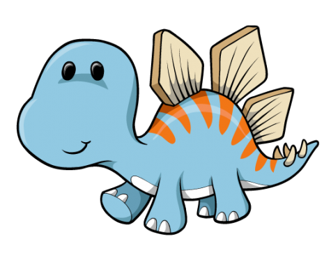 Cartoon dinosaur free clipart freeuse library Free download Baby Dinosaur Clipart for your creation. | Crafts ... freeuse library
