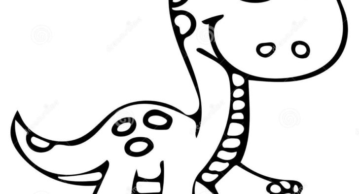 Library of baby dinosaur svg download black and white png ...