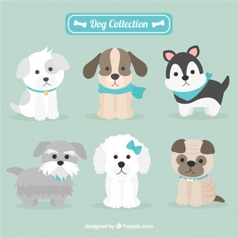 Baby dog clipart vector graphic royalty free library Dog Vectors, Photos and PSD files | Free Download graphic royalty free library