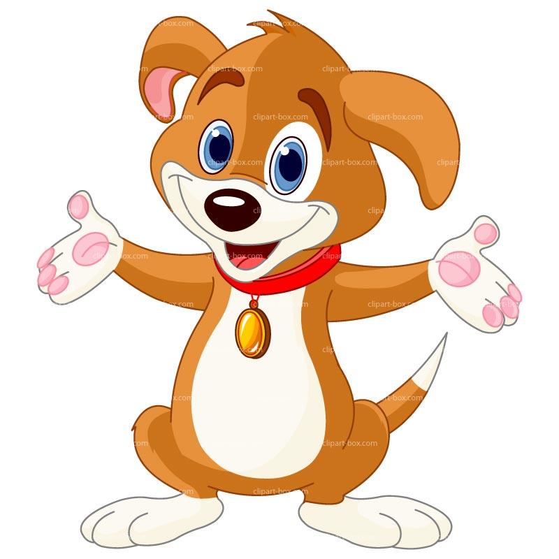 Baby dog clipart vector clip free stock 10+ Happy Dog Clipart | ClipartLook clip free stock