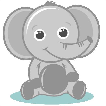 Grey elephant clipart graphic transparent Free Baby Elephant Cliparts, Download Free Clip Art, Free Clip Art ... graphic transparent