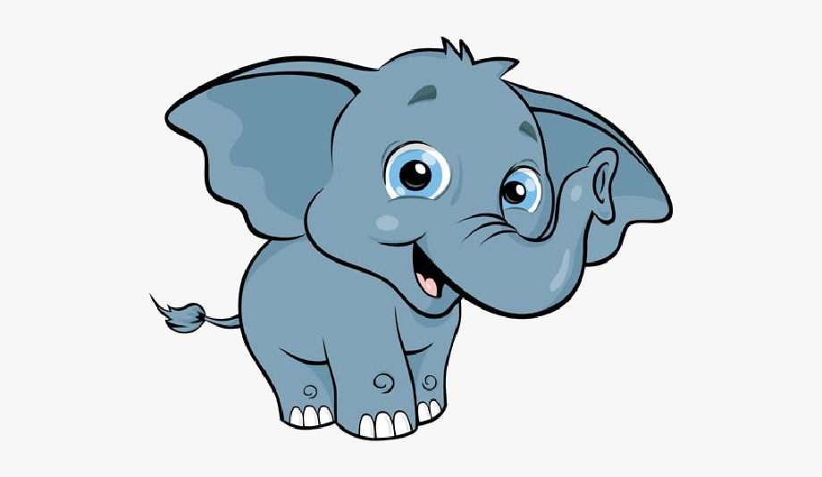 Baby elephant clipart cartoon picture transparent Baby Elephant Clipart 8 4 Height - Elephant Clipart #4437 - Free ... picture transparent