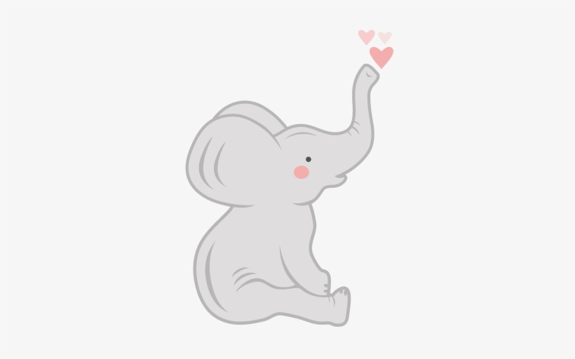 Sitting elephant clipart clip art black and white library Baby - Sitting Baby Elephant Clipart - Free Transparent PNG Download ... clip art black and white library