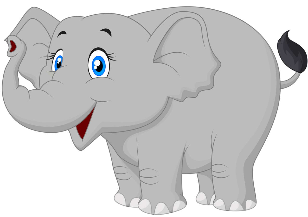 Baby elephant with heart clipart svg free stock Cartoon elephant vector (9) [преобразованный].png | Pinterest | Clip ... svg free stock