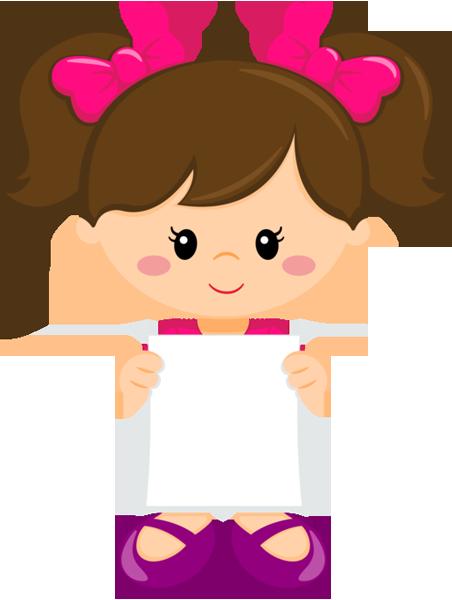 ✿**✿*PANCARTA*✿**✿* | goma eva | Niños y niñas animados, Gafetes ... freeuse download