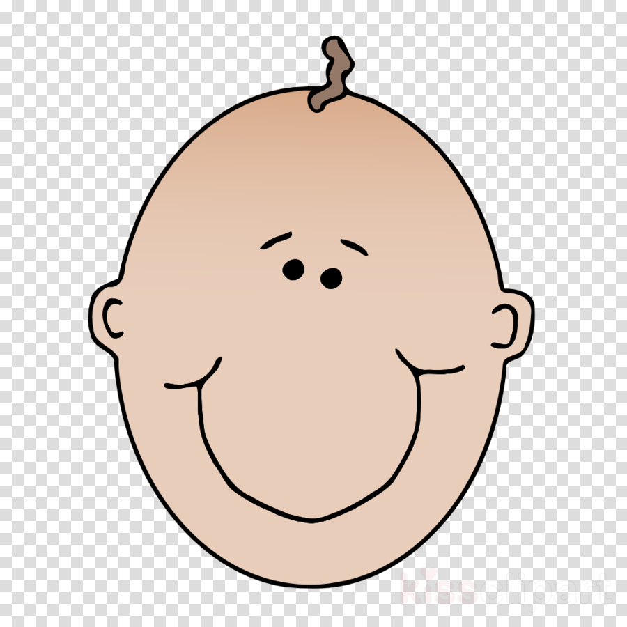 Baby face clipart free download banner royalty free download Child, Nose, Circle, transparent png image & clipart free download banner royalty free download