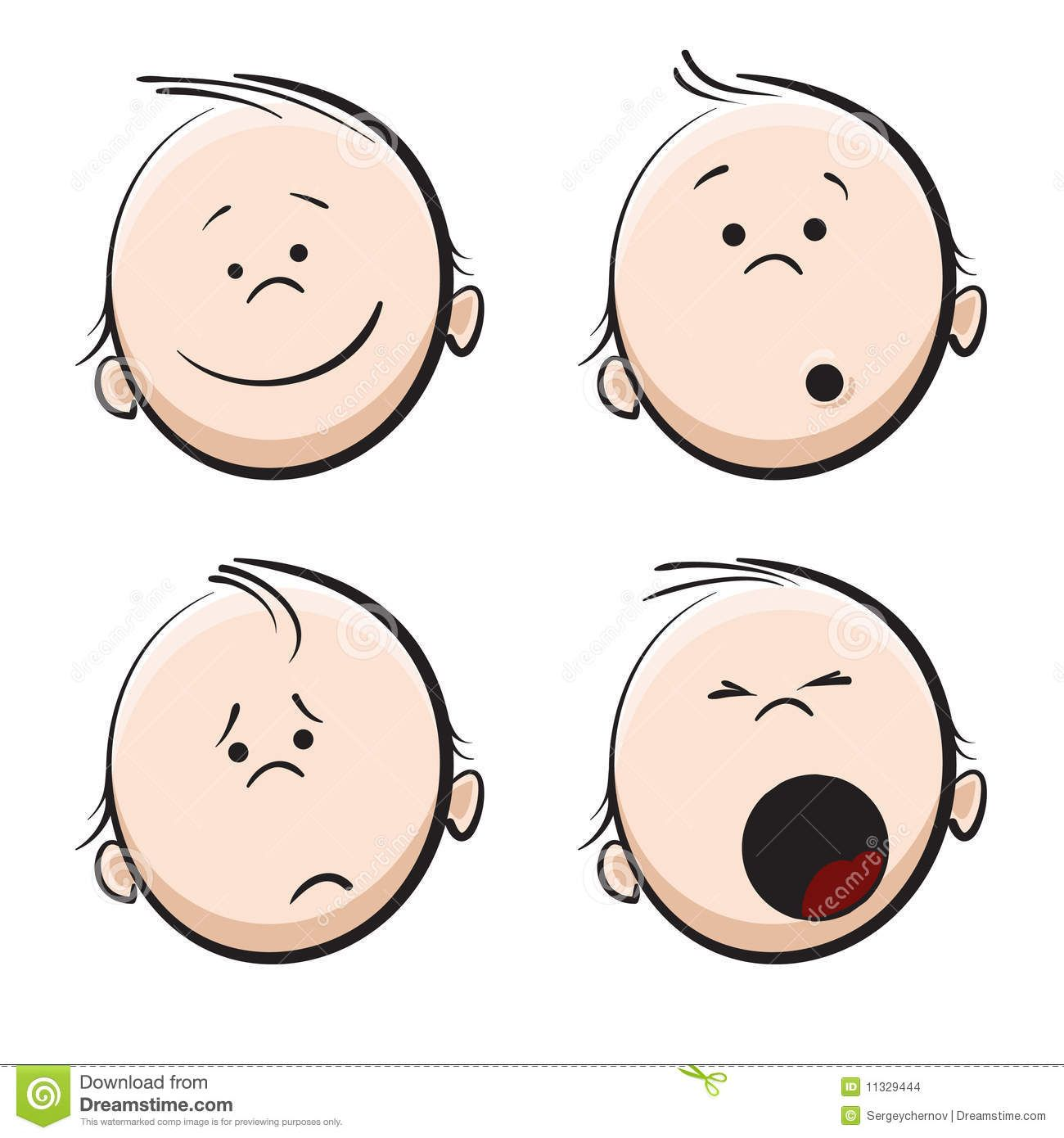 Baby face clipart free download vector stock cute baby faces clipart - Google Search | Bible Journaling | Funny ... vector stock