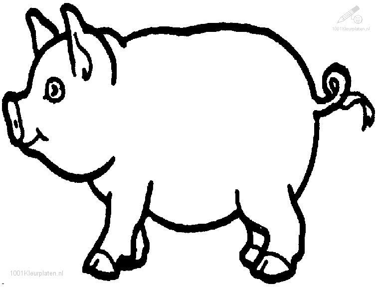 Baby farm animals clipart black and white pig clip art library download Outline Of A Pig | Free download best Outline Of A Pig on ClipArtMag.com clip art library download