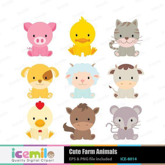 Baby farm clipart banner transparent Pin by neta on בית איריס - ציורים להדפסה | Cute animal clipart, Baby ... banner transparent