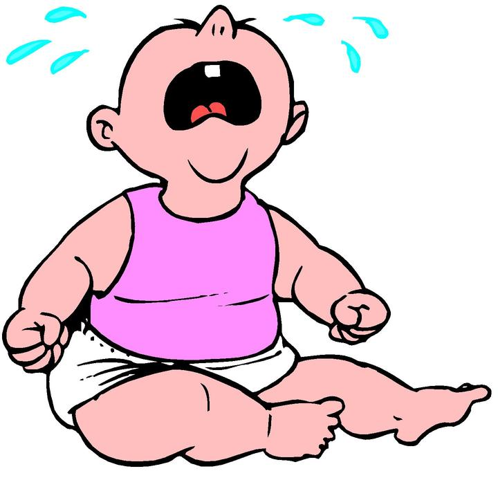 Baby farting in crib clipart banner royalty free Free Boy Crying Cartoon, Download Free Clip Art, Free Clip Art on ... banner royalty free