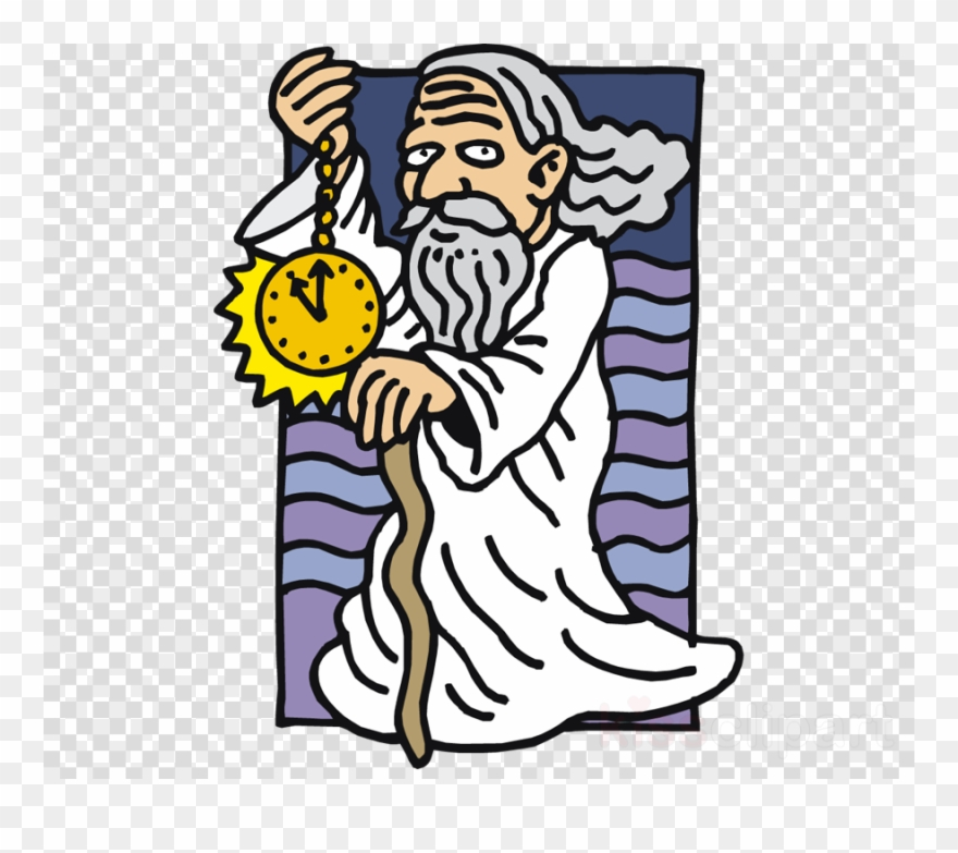 Baby father time clipart banner transparent Impressive Father Time Clip Art Cute New Year S By Phillip Martin ... banner transparent