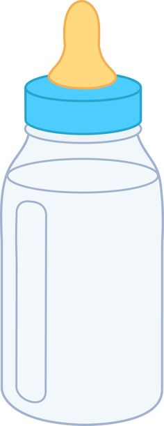 Baby feeding bottle clipart vector free Free Milk Bottle Cliparts, Download Free Clip Art, Free Clip Art on ... vector free