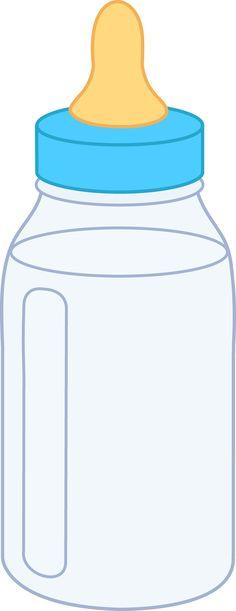 Feeding bottle clipart vector freeuse stock Free Milk Bottle Cliparts, Download Free Clip Art, Free Clip Art on ... vector freeuse stock