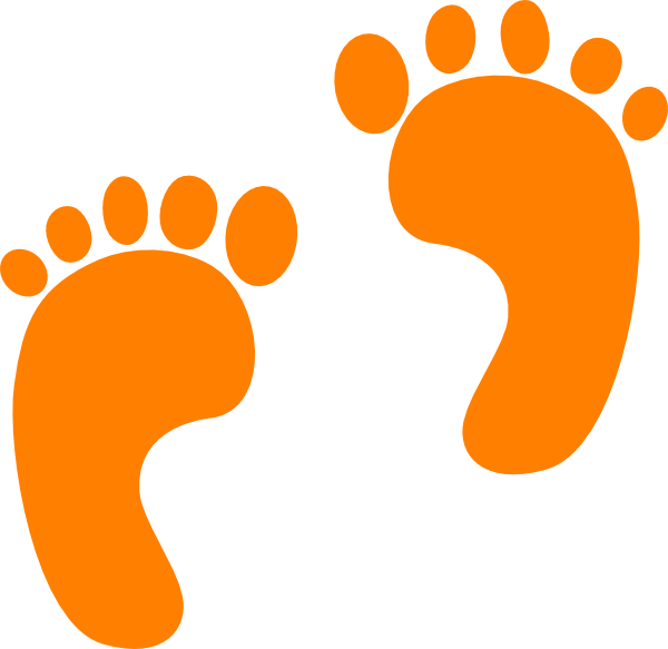 Baby feet heart clipart banner royalty free library Clipart Footprint at GetDrawings.com | Free for personal use Clipart ... banner royalty free library