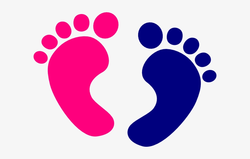Baby feet png clipart picture library stock Blue Baby Feet Png Image Royalty Free - Baby Footprint Clipart ... picture library stock