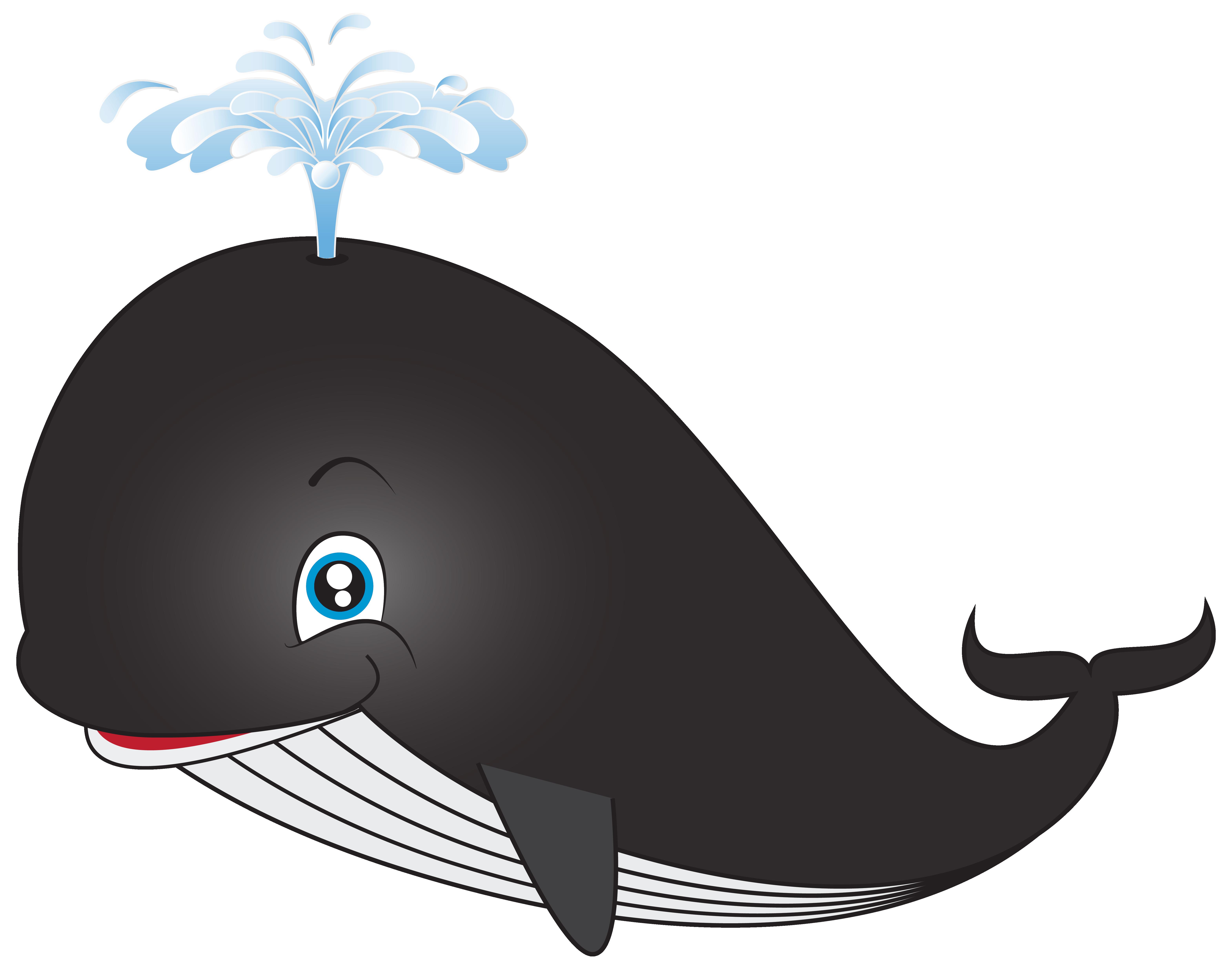 Sperm whale blue clip. Dolphin heart clipart