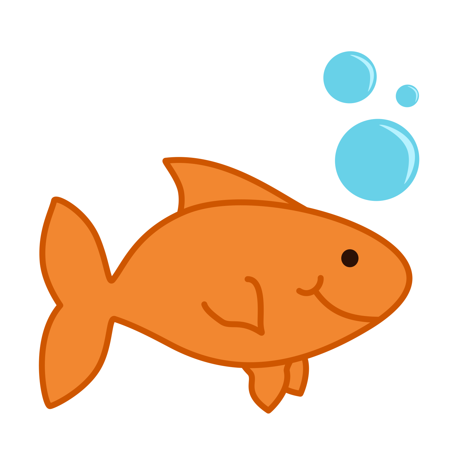 Blank fish clipart image transparent Image result for goldfish clipart | BBs party | Pinterest | Goldfish ... image transparent