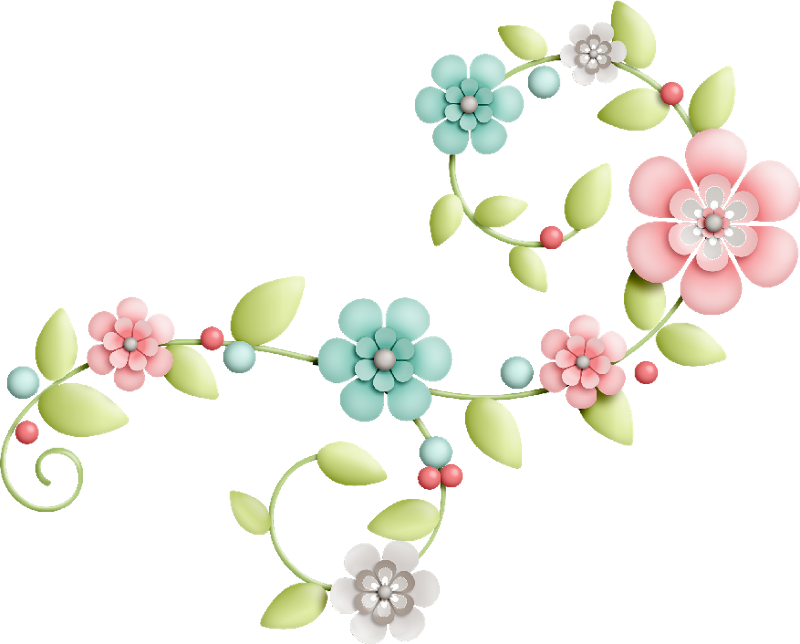 Baby flower clipart png png free stock Fantasia de una PrinCesa: Manualidades Conjunto de elementos para ... png free stock