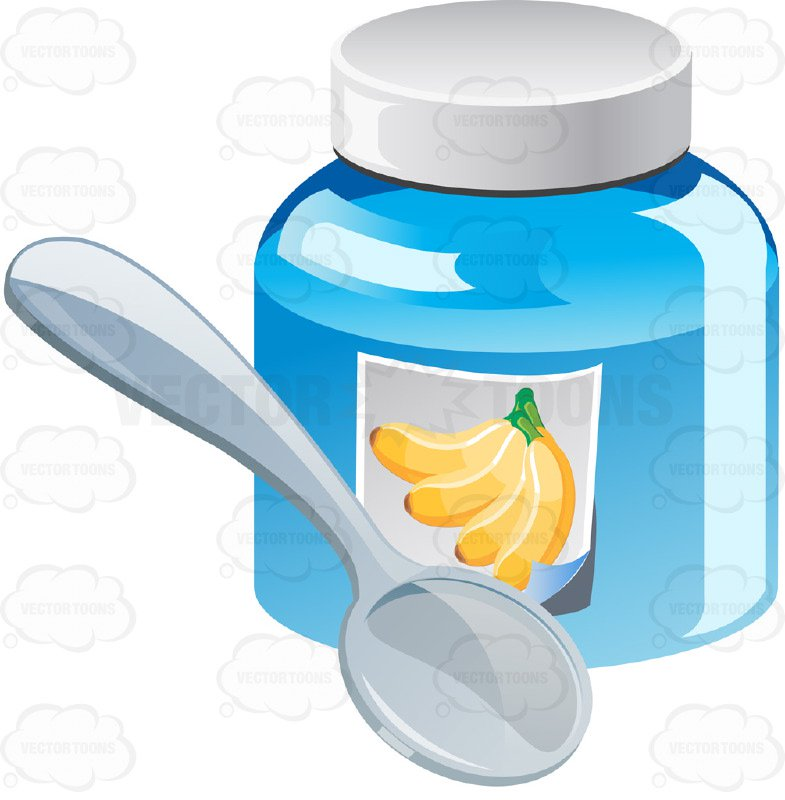 Baby food jar free clipart image free Free Jar Clipart baby food jar, Download Free Clip Art on Owips.com image free