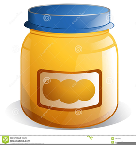 Baby food jar free clipart graphic transparent stock Baby Food Jar Clipart | Free Images at Clker.com - vector clip art ... graphic transparent stock