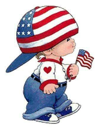 Baby fourth of july clipart png royalty free Pin by MaMaw Liz/Back to Basics on Patriotic | Patriotic pictures ... png royalty free