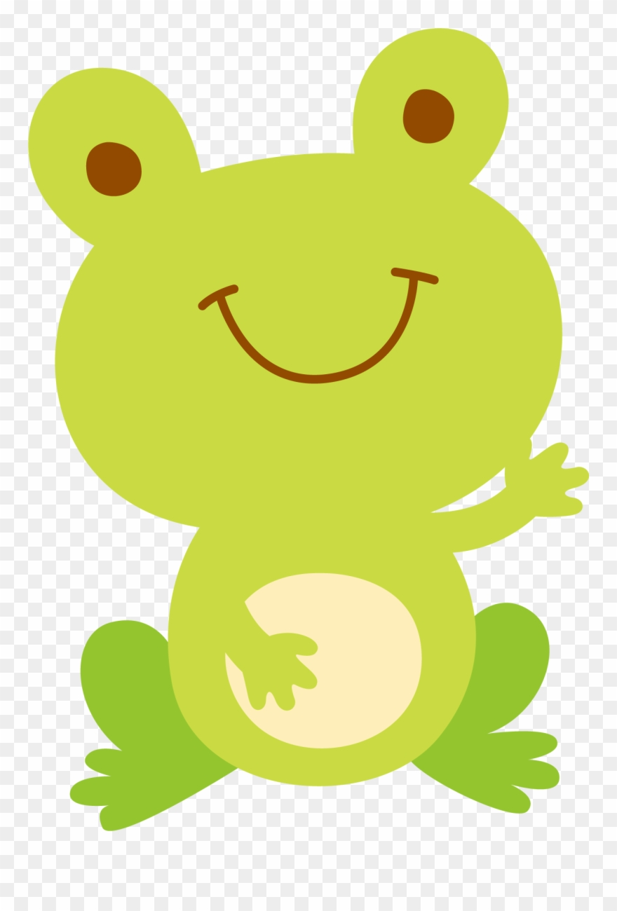 Baby frog cartoon clipart banner royalty free stock Photo By @danimfalcao - Cute Baby Frog Clipart Png Transparent Png ... banner royalty free stock