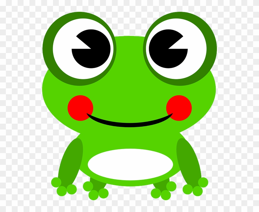 Baby frog cartoon clipart clipart free download Toad Clipart Clip Art - Baby Frog Clip Art - Png Download (#16700 ... clipart free download