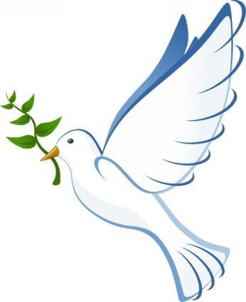 Free christian clipart dove clipart freeuse Free Christian Funeral Clip Art | Looking to enrich your faith or ... clipart freeuse