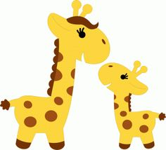 Baby giraffe pictures clipart clipart black and white download 6+ Baby Giraffe Clip Art | ClipartLook clipart black and white download