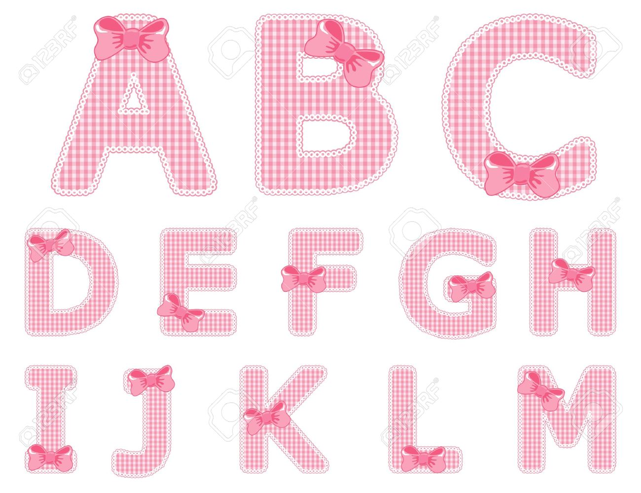 Baby girl alphabet clipart clip black and white Baby girl alphabet clipart - ClipartFest clip black and white