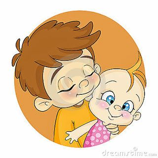 Baby girl and sister clipart graphic freeuse stock Stepmoms Talk | Parenting Stuff | Sister clipart, Brother sister ... graphic freeuse stock
