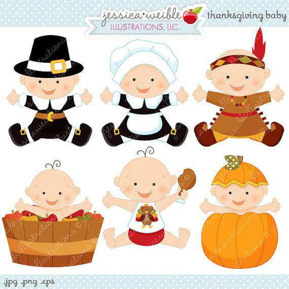 Baby girl autumn clipart. Clipartfest