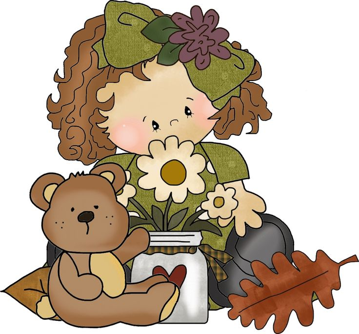 Baby girl autumn clipart png library stock 17 Best images about Fall on Pinterest | Pumpkins, Animated ... png library stock