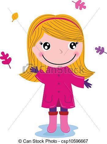 Baby girl autumn clipart picture transparent Autumn Baby Girl Clip Art – Clipart Free Download picture transparent