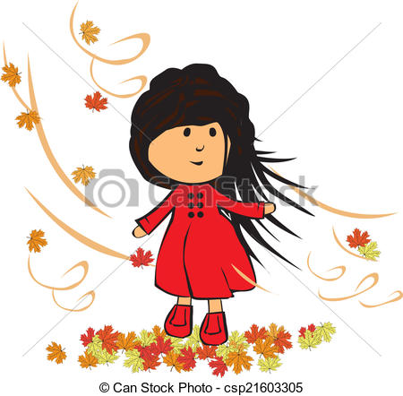 Baby girl autumn clipart clipart library stock Baby girl autumn clipart - ClipartFest clipart library stock