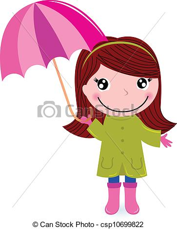 Clip art free download. Baby girl autumn clipart