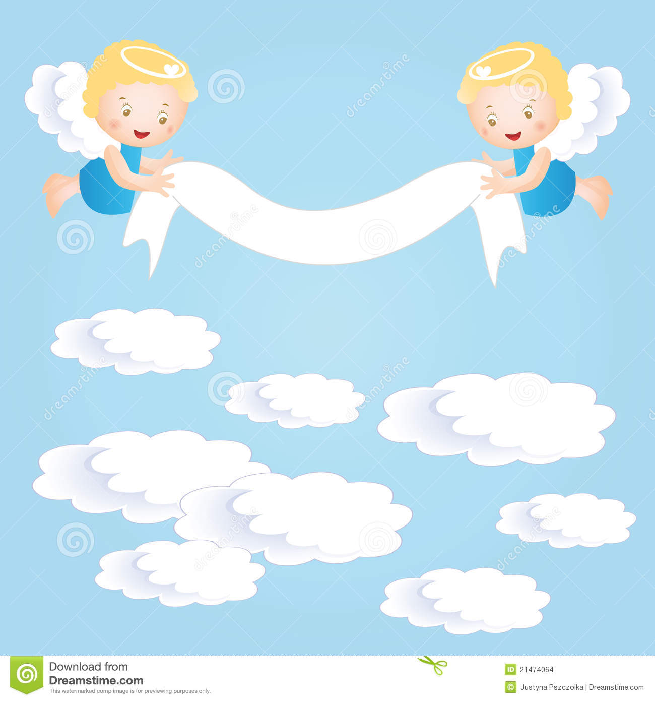 Baby girl baptism clipart. Christening stock illustrations background