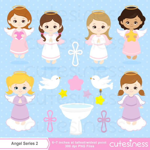 Baby girl baptism clipart black and white library Baby girl baptism clipart - ClipartFest black and white library