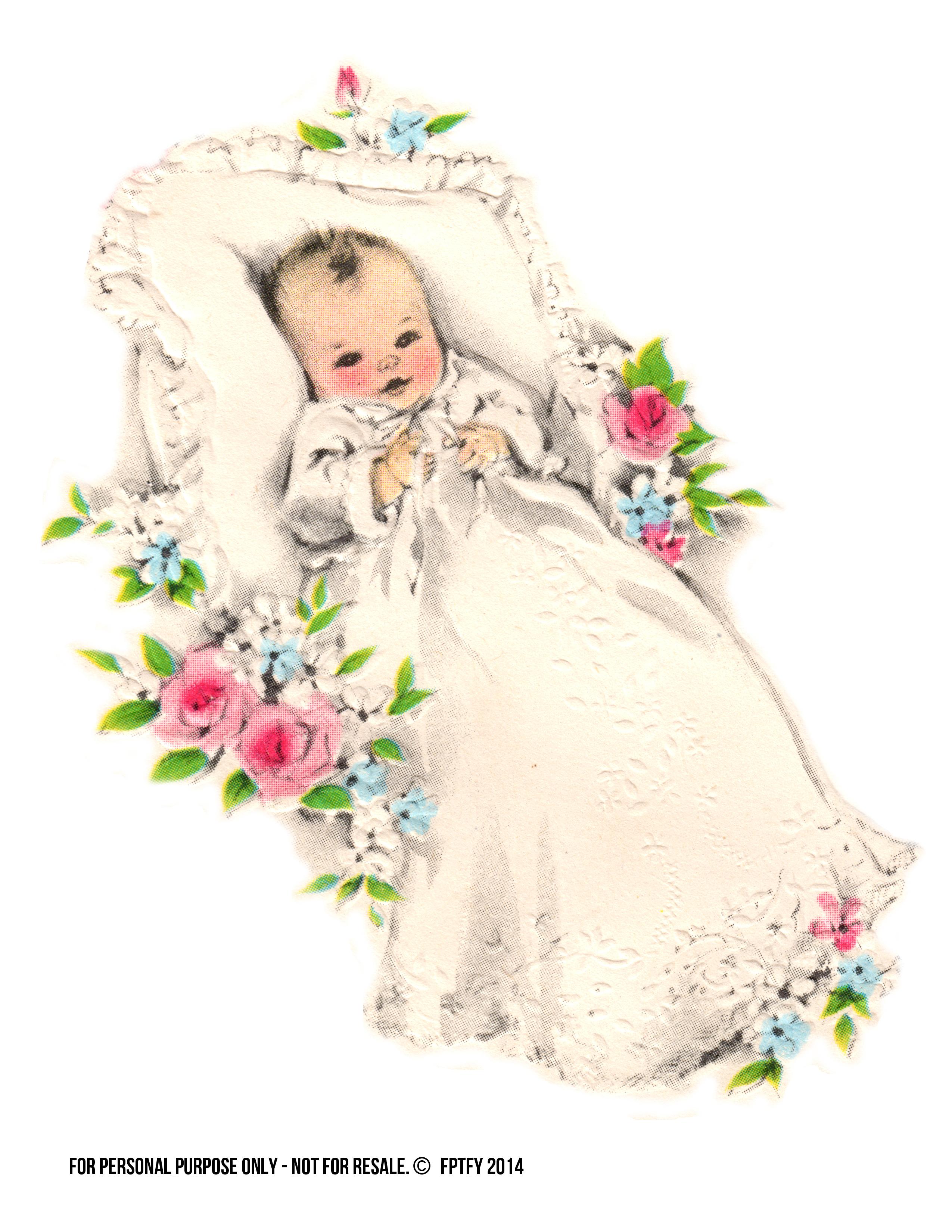 Baby girl baptism clipart banner transparent download Free baby baptism clipart - ClipartFest banner transparent download